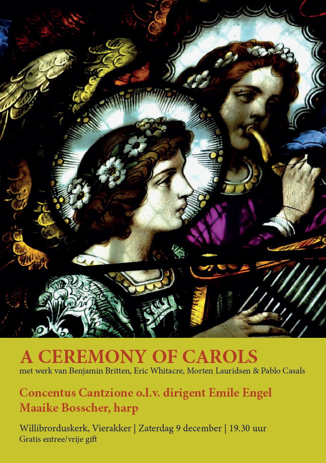 20171209 A Ceremony of Carols
